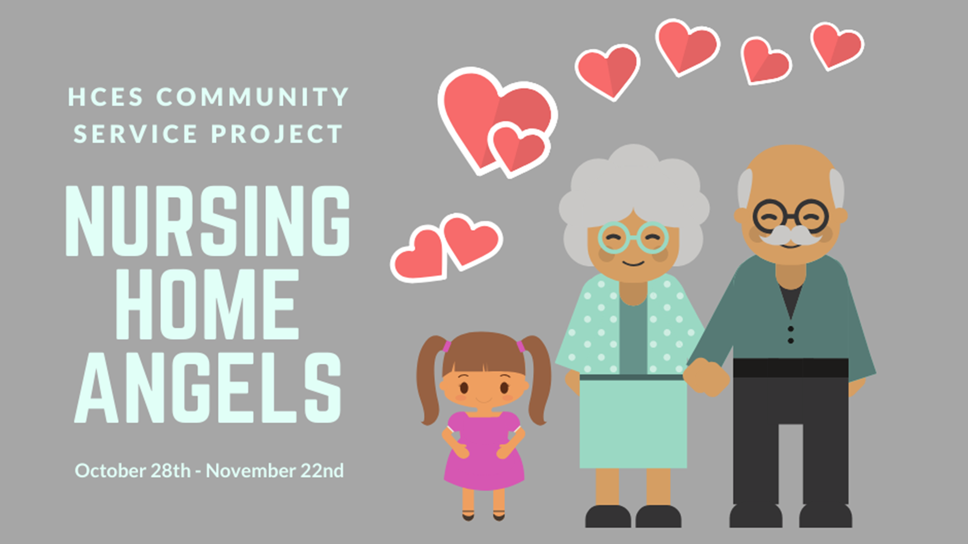 Nursing Home Angels Project